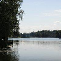 Белое озеро со многими достоинствами :: sv.kaschuk