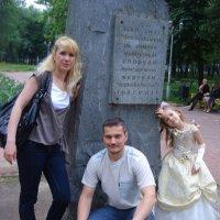 Первый бал. Семейный праздник :: Нина Корешкова