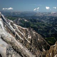 The Alps 2014 France Mont Blanc 3 :: Arturs Ancans