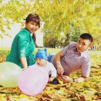 Счастливая семья ! :: Anna