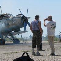 Запуск лайнера :: владимир Баранов