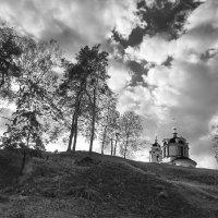 На высоком холме. :: Николай Галкин