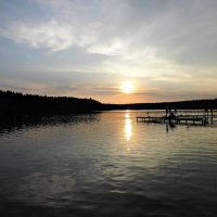 Озеро Вулкан :: Полина