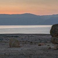 Рассвет над Иорданией :: Eugene *
