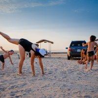 На пляжу :: Игорь Лариков