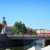 Лопанский мост :: Алексей Гончаров