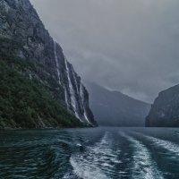 Водопад Семь сестер :: Стил Франс