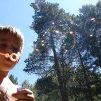 Хорошо летом! :: Дмитрий Сухарев