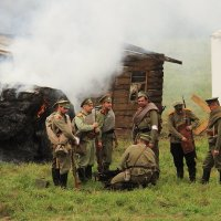 После боя :: Андрей Николаевич Незнанов