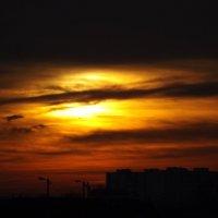 закат :: Елена Бурак