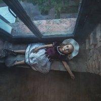 забытая кукла :: Елена Осипова