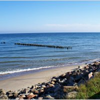 Морской пейзаж. :: Валерия Комова