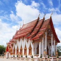 Буддиский храм :: Екатерина Генералова
