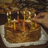 Тортик :: Света Кондрашова