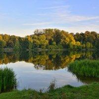 Осенний вечер... :: Anatoley Lunov