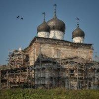 Куролесим по весям...Свято-Троицкий Михайло-Клопский мужской монастырь... :: Domovoi