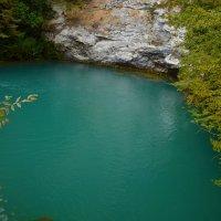 Голубое озеро :: Владимир Болдырев
