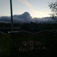 Кто то в облаках! :: Виктор Елисеев