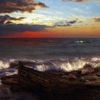 Старая Лодка :: Ron Леви