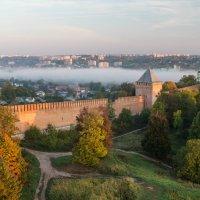 Утро красит нежным светом... :: Олег Козлов