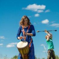 Шоу барабанов на озере Плещеево :: Finist_4 Ivanov