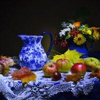 Словно листопад в моей душе... :: Валентина Колова