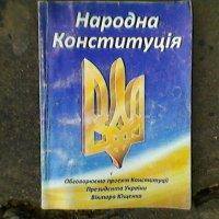 Конституция (проект) :: Миша Любчик