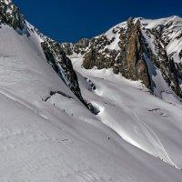 The Alps 2014 France Mont Blanc 5 :: Arturs Ancans