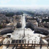 Vatican City :: Elena Inyutina