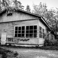Проклятый старый дом... :: Anna Tvays