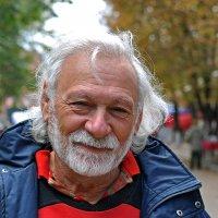 Добрый человек :: Александр Бойко