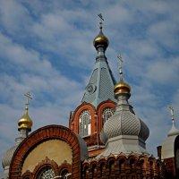 Владимирская церковь (г. Нижний Новгород) :: Павел Зюзин