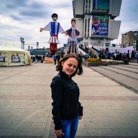Красивая девушка :: Анастасия Trefilova