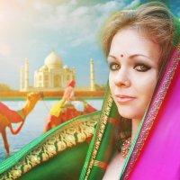 Индийская тематика :: Виктория Попова