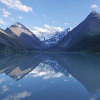 Озеро Аккем. :: Ирина Нафаня