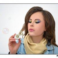 walk with air bubbles :: Павел Генов