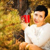 кофе, осень :: Ирина Шаманаева