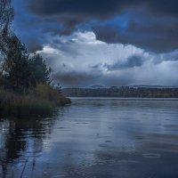 Начало дождя :: Роман Кондрашин