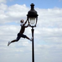 балансируя над  Парижем :: Olga