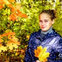 """Уж небо осенью дышало... :: Владимир Неструев (Студия """"ВиКо"""")"""