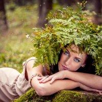 лесная нимфа :: Irina Orshanka