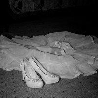 Свадебное: сборы невесты :: Татьяна