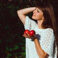 На закате лета :: Екатерина Борухина