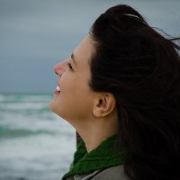 Надышаться можно только ветром! :: Сергей Давыденко