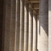 у собора Св.Петра в Ватикане :: сергей cередовой