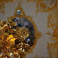 Найди меня на потолке. :: Анна Vashhilina