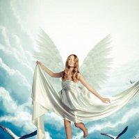 """Фотосессия """"в облаках"""" :: Юлия Михалева"""
