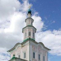 Тотьма.Церковь Рождества Христова :: Валерий Талашов