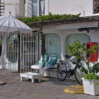 Кафе в Сант Анджело :: Suzdaleva Ekaterina Суздалева