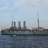 Аврора и Морской кадетский корпус :: Вера Моисеева